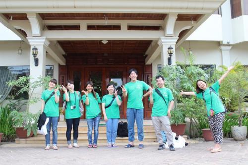 海外研修 カンボジア